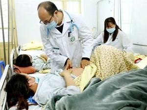 Xuất hiện bệnh nhân biến chứng viêm màng não do sởi