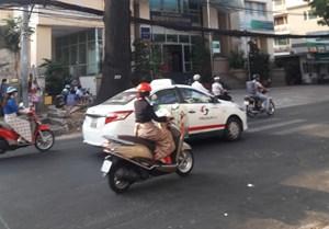 TP Hồ Chí Minh: Ra quân xử lý vi phạm giao thông