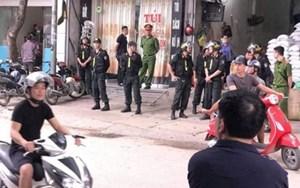 Yên Bái: Bắt đối tượng chống người thi hành công vụ