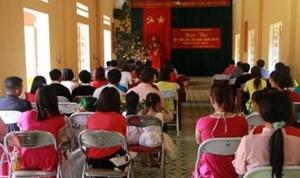 Yên Bái: Đại hội MTTQ huyện Mù Cang Chải lần thứ XV