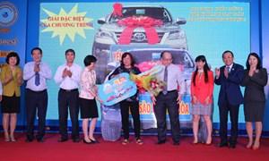 Yến sào Khánh Hòa trao giải 'Tự hào thương hiệu Việt'