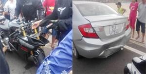 Yêu cầu điều tra vụ đua xe phân khối lớn gây tai nạn