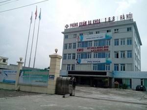 Yêu cầu phòng khám đa khoa 168 Hà Nội tường trình chi tiết vụ tai biến