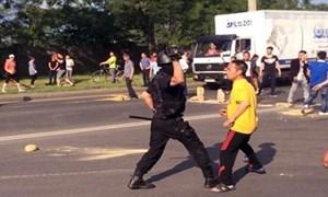 Yêu cầu Ucraina điều tra vụ 'nổ súng trấn áp người Việt ở Odessa'