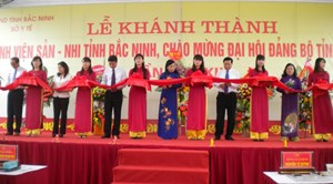Bắc Ninh: Thêm 350 giường bệnh sản -  nhi