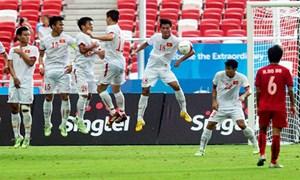 Bán kết bóng đá nam U23 Việt Nam – U23 Myanmar: 1-2: Khi thần may mắn ngoảnh mặt
