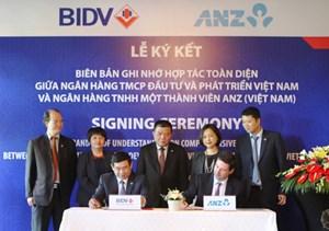 BIDV tổ chức Hội nghị tri ân khách hàng quốc tế và các hoạt động song phương, trao đổi, đàm phán với đối tác quốc tế