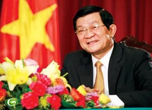 Chủ tịch nước Trương Tấn Sang:  Học để mai này lập thân, lập nghiệp