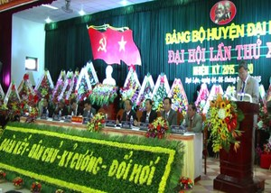 Đại Lộc (Quảng Nam): Tập trung xây dựng trở thành huyện nông thôn mới