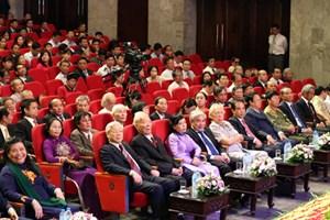 Đài tiếng nói Việt Nam đón nhận Huân chương độc lập hạng Nhất