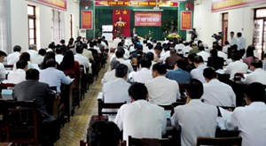 Đắk Lắk: Khai mạc kỳ họp thứ X, HĐND tỉnh khóa VIII