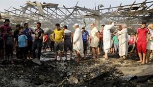Đánh bom xe kinh hoàng ở Iraq, gần 300 người thương vong