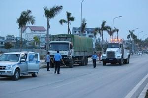 Hà Nội: 7 tháng, phạt hơn 19 tỷ đồng xe quá khổ, quá tải
