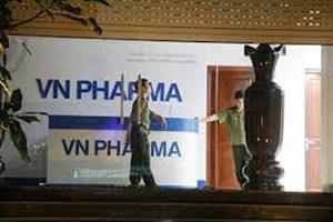 Khởi tố Phó Tổng giám đốc và Kế toán trưởng công ty CP VN Pharma