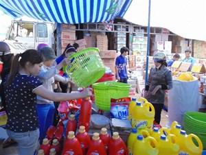 Kiên Giang: Nhân rộng các hoạt động, đưa hàng Việt về tận tay người tiêu dùng