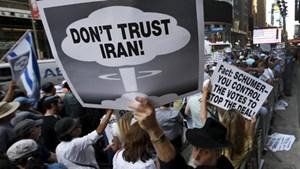 Nước Mỹ phân hóa vì Thỏa thuận hạt nhân với Iran