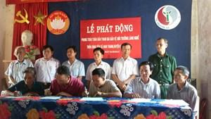 """Nam Định: Kêu gọi cộng đồng tham gia """"cứu"""" môi trường làng nghề Bình Yên"""
