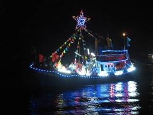 Nhiều hoạt động tại Lễ hội truyền thống ngư dân Cần Giờ 2015