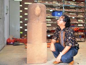 Quảng bá, giới thiệu Ekamukhalinga - bảo vật quốc gia