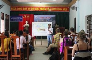 Quảng Nam: Hợp tác quản lý tài nguyên môi trường tại Cù Lao Chàm
