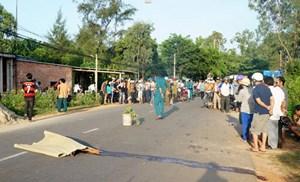 Quảng Nam: Nghi án một thanh niên bị chém chết
