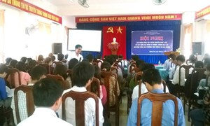Quảng Nam: Tập huấn về phòng, chống bạo lực gia đình