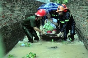 Gần 42 tỷ đồng ủng hộ đồng bào vùng lũ Quảng Ninh