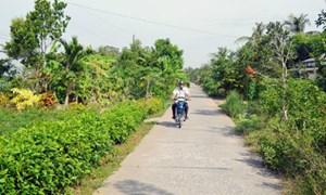 Sóc Trăng: Hơn 1 nghìn tỷ đồng xây dựng đường giao thông nông thôn