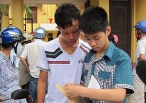 Thanh Hóa: Gần 37.000 thí sinh thi vào lớp 10 THPT