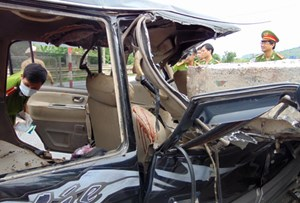 Thanh Hóa: Lái xe gây ra vụ tai nạn thảm khốc khai gì tại cơ quan điều tra
