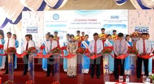 TP HCM có thêm 300.000 m3 nước sạch