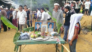 Vụ 4 người trong một gia đình bị sát hại: Tang tóc vùng quê nghèo