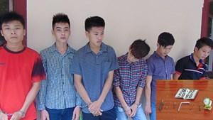 Yên Định, Thanh Hóa: Nhóm trộm cắp xe máy xa lưới