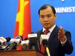 Yêu cầu Trung Quốc trả vô điều kiện tàu cá QB 93694TS