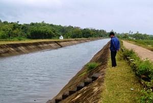 Quảng Nam: Phát hiện thi thể cụ bà 73 tuổi dưới kênh Phú Ninh
