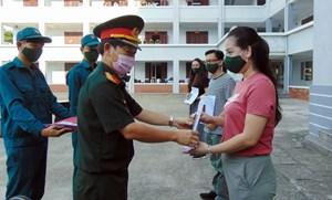 Quảng Nam: 345 công dân về từ Đài Loan hoàn thành thời gian cách ly