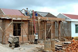 Hưng Yên: Tháng 8/2020, hoàn thành hỗ trợ xây nhà ở cho hộ người có công