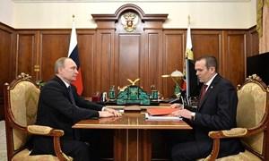 Cựu thống đốc kiện vì bị Tổng thống Putin sa thải