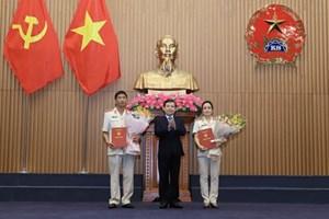 Chủ tịch nước bổ nhiệm 2 Phó Viện trưởng Viện KSND tối cao