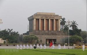Tạm dừng tổ chức lễ viếng Chủ tịch Hồ Chí Minh từ ngày 15/6