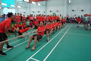 Tưng bừng Hội thao truyền thống PVFCCo lần thứ XII – 2019