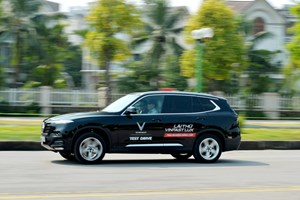 3 bài kiểm tra khắc nghiệt thể hiện giới hạn an toàn của VinFast Lux