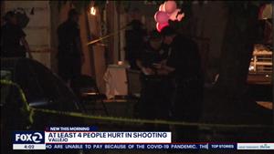 Mỹ: Nổ súng trong tiệc sinh nhật khiến nhiều người thương vong