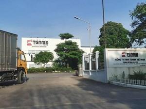 Phối hợp điều tra quốc tế vụ tiêu cực tại Công ty Tenma