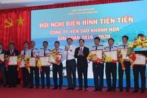 Yến sào Khánh Hòa mở rộng phát triển gắn với bảo vệ chủ quyền biển đảo