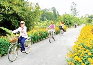 Trà Vinh: Đẩy nhanh tiến độ xây dựng nông thôn mới