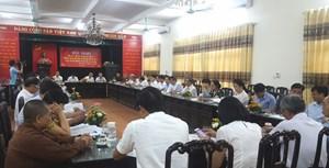 Nam Định: Góp ý xây dựng Dự thảo văn kiện Đại hội Đảng