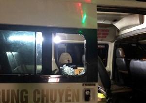 Đà Nẵng: Bắt đối tượng ném đá xe khách làm 2 người bị thương nặng