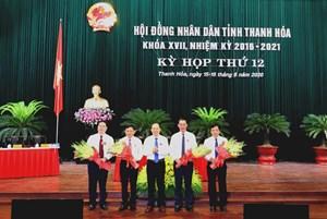 Thanh Hóa có thêm Phó Chủ tịch UBND tỉnh tuổi 7X