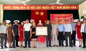 Kon Tum: Xã Đăk Pék đạt chuẩn nông thôn mới 2019